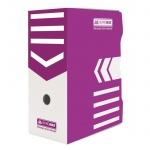 БОКС АРХИВНЫЙ BUROMAX 150 ММ BM 3262-07 фиолетовый