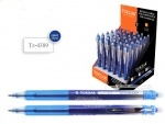 Ручка автоматическая FLAVER TZ 4389 Пиши-Стирай, синяя