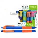 Автоматическая шариковая ручка TZ 4785, синя
