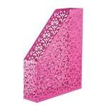 Лоток вертикальный металлический BAROCCO ВМ6262-10, розовый