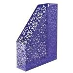 Лоток вертикальный металлический BAROCCO ВМ6262-07, фиолетовый