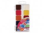 Краски акварельные 10 цветов Little Pony Kite