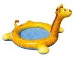 """Детский бассейн ЖИРАФ """"Giraffe Spray Pool"""" Интекс"""