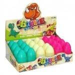 Мыльные пузыри, яйца динозавры - БЛОК