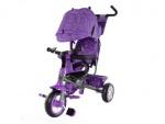 Велосипед детский трехколесный Trike PURPLE-2