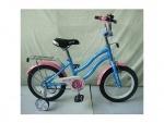 """Велосипед детский двухколесный 14"""", Star, голубой"""