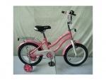 """Велосипед детский двухколесный 14"""" Star, розовый"""