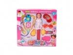 Игровой набор доктора с куклой