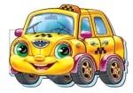 Кумедні машинки (міні) : Таксі (укр)