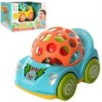 Погремушка-машинка с шариком