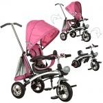 Велосипед детский 2в1 Turbo Trike, розовый