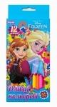 """Карандаши 12 цветов """"Frozen"""""""