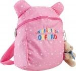 Рюкзак детский OX-17, розовый