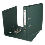 Папка-регистратор Prestige A4 с двусторонним покрытием, зеленая