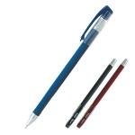Ручка гелевая Forum, черная