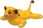 """Надувная игрушка плотик """"Король Лев"""""""