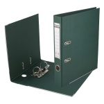 Папка-регистратор Prestige A4 с двусторонним покрытием, зеленый