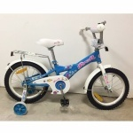 """Велосипед детский двухколесный 20"""" Original girl, голубой"""
