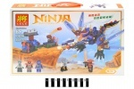 "Конструктор Ninja ""Синий дракон"" 308 деталей"