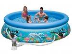 """Надувной бассейн Интекс """"Ocean Reef Easy Set Pool"""""""