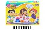 Игровой набор для лепки 6 цветов