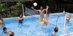 Каркасный бассейн Интекс Rectangular Ultra Frame Pool