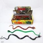 Змея резиновая, (блок)