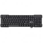 "Клавиатура (PS/2) ""Gemix"" KB-160 black"