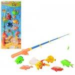 Рыбалка на магнитах игрушечная