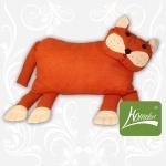 """Подушка-игрушка """"Кот"""" оранжевая"""