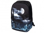 Рюкзак подростковый Simple NIGHT CITY