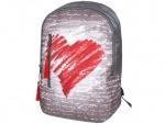 Рюкзак подростковый Simple HEART