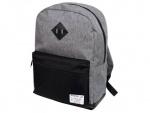 Рюкзак подростковый Simple GRAY