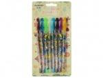 Ручки гелевые 8 цветов