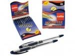 Ручка синияя, 10шт в дисплее
