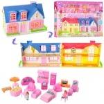 Домик игрушечный для кукол
