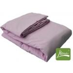 Комплект одеяло + подушка, шерсть (розовый)