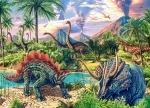 "Касторленд пазлы 120 midi ""Динозавры"""
