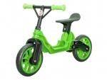 Мотоцикл беговел (байк) детский, зеленый