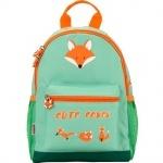 Рюкзак дошкольный 534 Cute Foxes