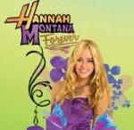 """Папка-уголок """"Hannah Montana"""""""