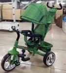 Велосипед детский 3-х колесный TILLY ZOO-TRIKE, зеленый