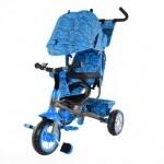 Велосипед детский 3-х колесный TILLY Trike, BLUE-2