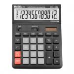 """Калькулятор """"Brilliant"""" 12-разрядный"""