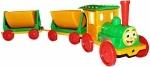 Поезд-конструктор с 2-мя прицепами, MIX