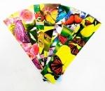 """Набор закладок для книг """"Цветы"""" (7шт)"""