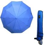 Женский однотонный зонтик 329 с каймой
