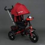 Детский Велосипед 3-х колёсный, красный