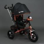 Детский Велосипед 3-х колёсный, бронзовый