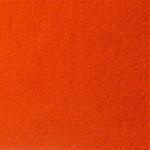 Фетр листовой А4 №7725 оранжевый